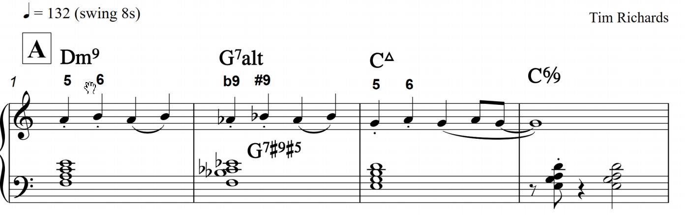 jazz piano runs and fills pdf