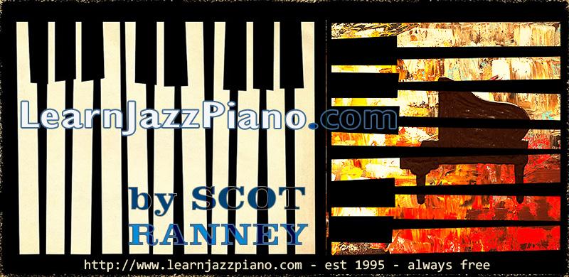 Advanced Jazz Piano Blues On Learnjazzpiano